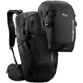 Advenate Symphony 18+2+6 Backpack 8l, negro